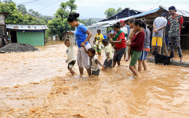 The death toll from torrential rains, floods and landslides in Indonesia has risen to 150
