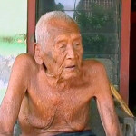Indonesia's 145-year-old Mbah Gotho