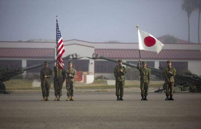 These exercises include 350 US officials and 350 personnel of Japan's Defense Force