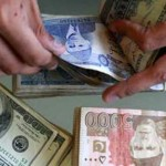 The value of the dollar in the open market was increased by 1 rupee to the 123.25 level