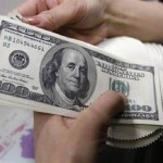 US dollar value will fall by Rs 129 in the open currency market next week