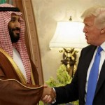 Riyadh is the largest buyer of US weapons due to tensions between Iran and Saudi Arabia