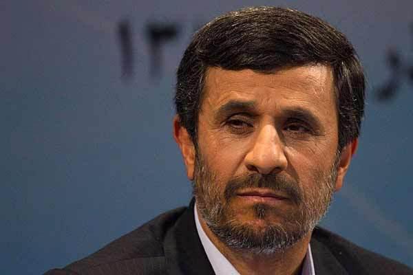 Iran's former president Mahmood Ahmedinejad