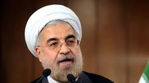 Iranian President Dr. Hassan Rohani