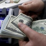 Asian currency market on Monday, the dollar remained under pressure