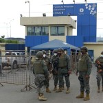 Riots in Ecuador's three overcrowded prisons have killed 75 inmates and injured several others
