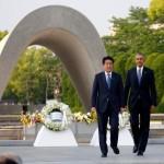 Barack Obama became the first incumbent U.S. president to visit Hiroshima
