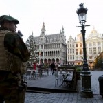 In view of the threat of terrorism in Brussels New Year celebrations canceled