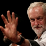 British opposition Labor Party leader Jeremy Corbyn