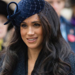 Meghan Markle, wife of British Prince Harry