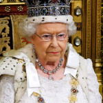 According to tradition, Queen Elizabeth II, the new government said the project presented to MPs