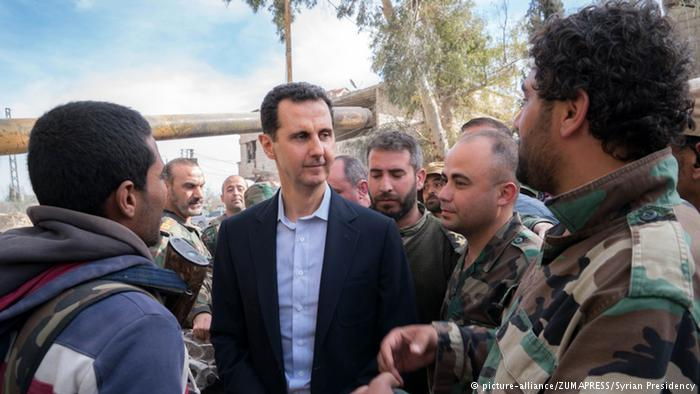 Bashar-al- Assad ordered confiscation property of citizens