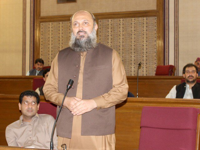 Jam Kamal Khan elected chief minister of Balochistan