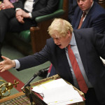 Boris Johnson succeeded in passing the Brexit bill in parliament