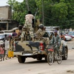 Boko Haram attack on the military base, killing 83 soldiers