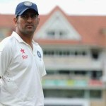 Indian cricket captain Mahendra Singh Dhoni has announced his retirement from Test cricket