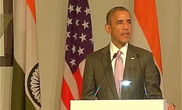 India still many barriers to trade in the US, Barack Obama