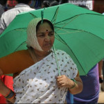 India catastrophic heat in 1100 exceeded the number of people killed