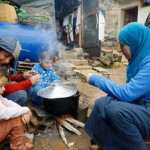 Millions of hungry Syrian refugees feared dead