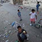 80 percent of Palestinians living in Jerusalem are living below the poverty