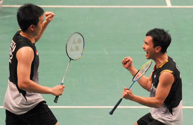 Jakarta will host the Badminton World Cup 2015