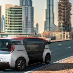 However, the cruise company has said that by 2030, 4,000 such taxis will be running all over Dubai
