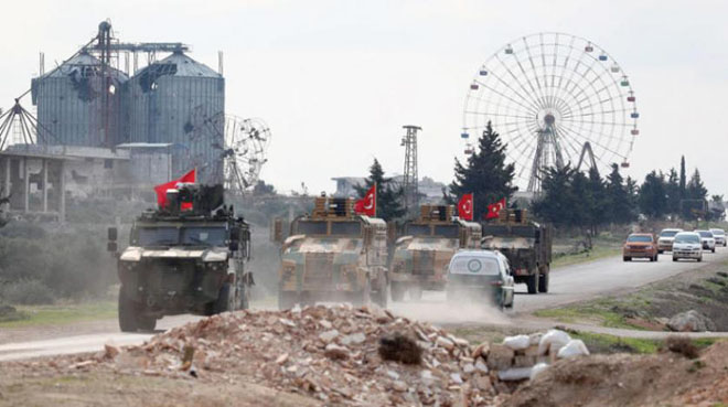 Turkey installs American-made MIM23 Hawk air defense system in Idlib