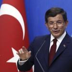Former Turkish Prime Minister Ahmet Davutoğlu