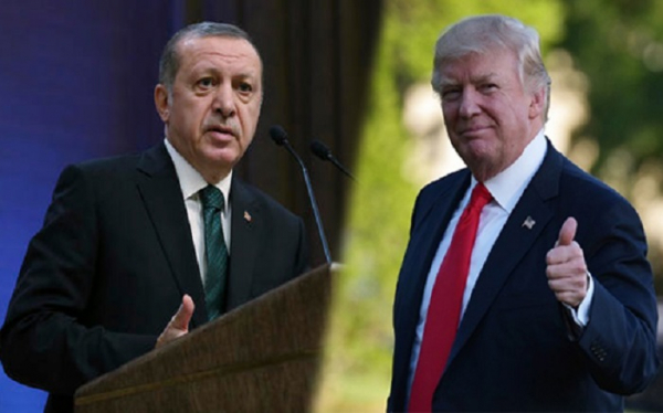 Turkish President Recep Tayyip Erdogan will visit the United States next week to meet Donald Trump