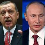 Turkish President Recep Tayyip Erdogan, Russian President Vladimir Putin has warned that the ship demolition incident do not play with fire