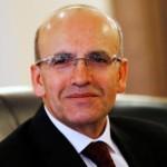 Turkish Deputy Prime Minister Mehmet Simsek