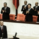 Turkish President Recep Tayyip Erdogan took the oath