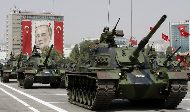 Turkish army denies coup preparations