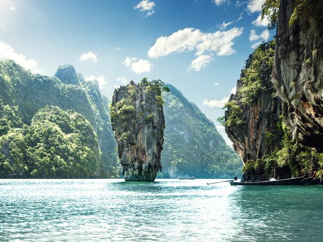 Thailand's Phang Nga Park