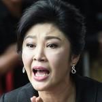 Former Thai Prime Minister Yingluck Shinawatra