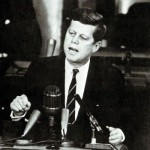 John F. Kennedy is one of America's most popular presidents