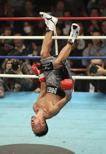 news want professional fighter
