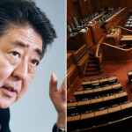 Japanese Prime Minister Shinzo Abe announced the pre-election, after dissolution of Parliament