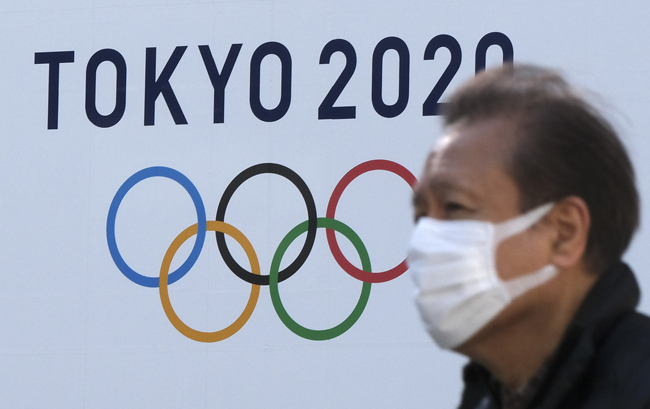 Japan wants to limit the number of delegates at Tokyo Olympics
