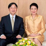 The Emperor of Japan Naruhito