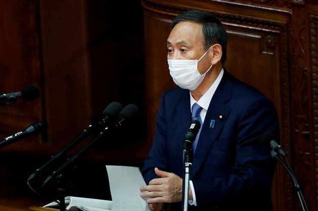 Prime Minister of Japan Yoshihide Suga