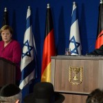 After the disagreements, Germany- Israel   Progress in Relationship: Angela Merkel