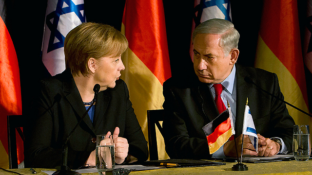 48 percent of Germany was negative about Israel