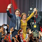 Justin Trudeau elected Canada's prime minister for second term