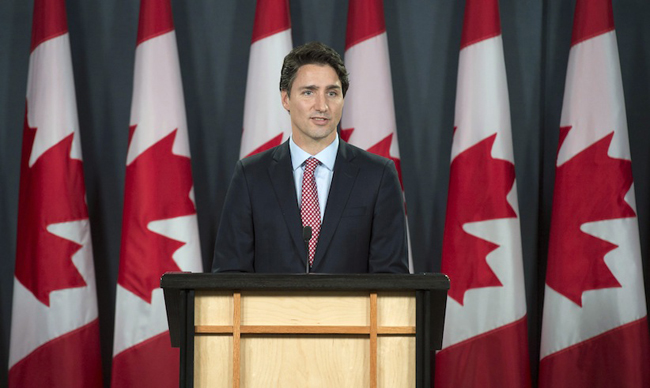 Justin Trudeau will take the oath of PM for the second time on November 20