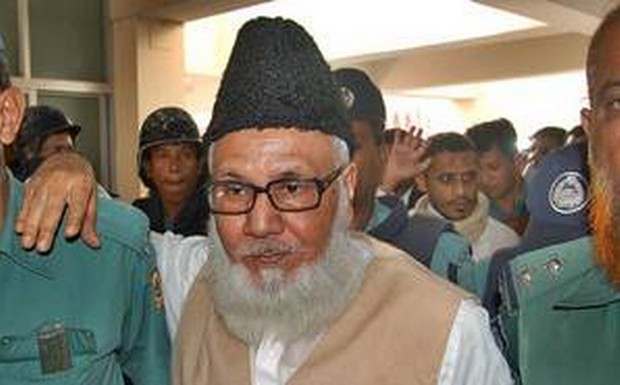 JI Ameer of Bangladesh Professor Nizami concern on the death penalty