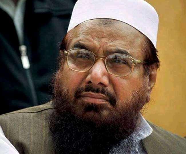 Hafiz Saeed, head of Jamaat-ud-Dawa