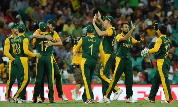 South Africa beat West Indies by 257 runs