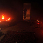Attack on military arms depot in southern Libya