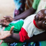 The Juba government has a million people facing severe shortages of food while millions more are suffering from famine